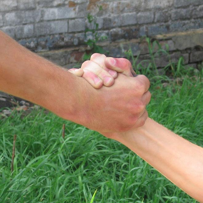 高齢者の生活をサポートする介護の仕事